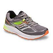 Kids Saucony Guide 10 Running Shoe - Grey/Multi 3.5Y