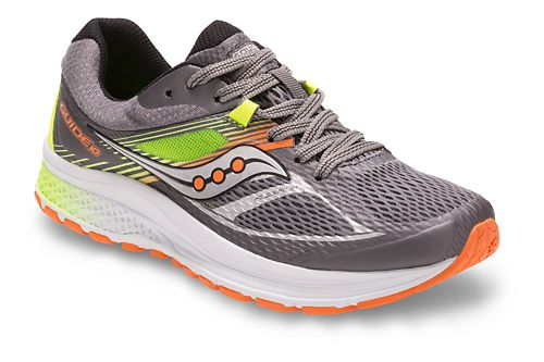 Saucony Guide 10 Running Shoe - Grey/Multi 2Y