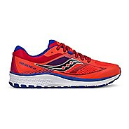 Kids Saucony Guide 10 Running Shoe - Red 5Y