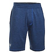 Mens Under Armour Tech Terry Unlined Shorts