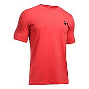 Mens Under Armour Fast Left Chest Update Short Sleeve Technical Tops