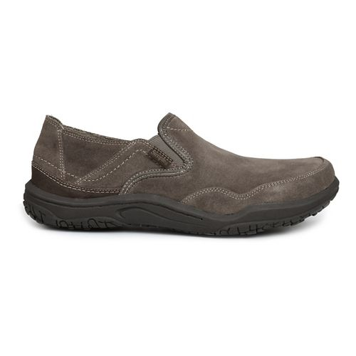Mens Simple Centric-L Casual Shoe - Smoke 12