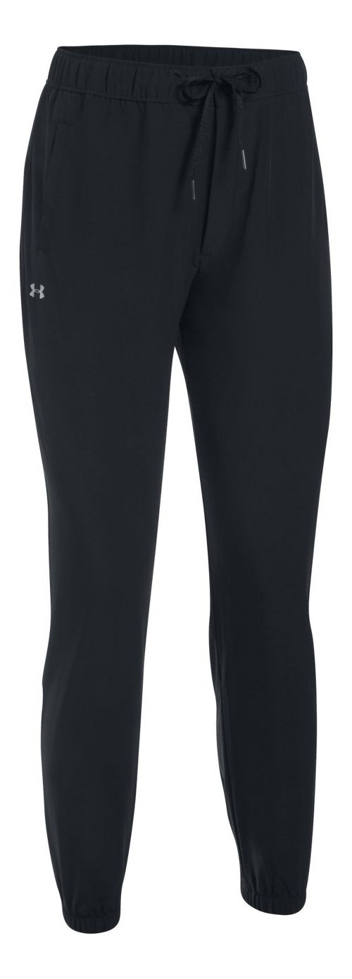 Womens Under Armour Easy Training Pants - Black S