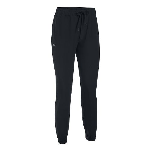 Womens Under Armour Easy Training Pants - Black L