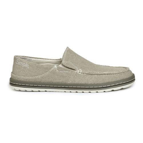 Mens Simple Dare Casual Shoe - Griffin 7.5