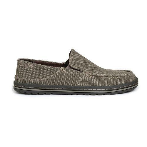 Mens Simple Dare Casual Shoe - Dark Brown 10.5