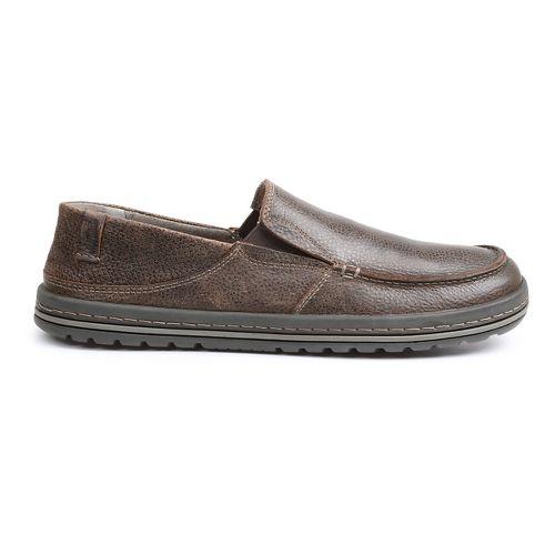 Mens Simple Dare-P Casual Shoe - Dark Brown 8
