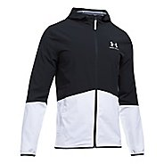 Mens Under Armour Sportstyle Wave Running Jackets