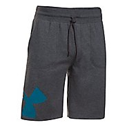 Mens Under Armour Rival Exploded Graphic Unlined Shorts