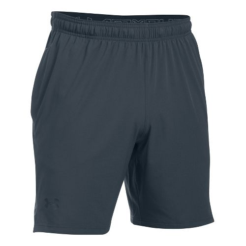 Mens Under Armour Cage Unlined Shorts - Stealth Grey 3XL