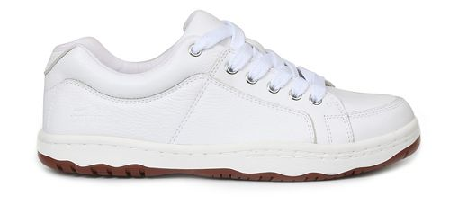 Mens Simple OS-Sneaker-L Casual Shoe - White 9