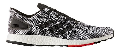 Mens adidas PureBoost DPR Running Shoe - Black/White 14