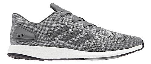Mens adidas PureBoost DPR Running Shoe - Grey/Grey 13