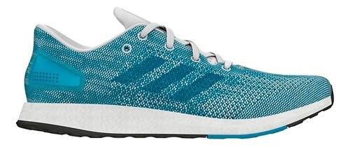 Mens adidas PureBoost DPR Running Shoe - Grey/Black 9.5