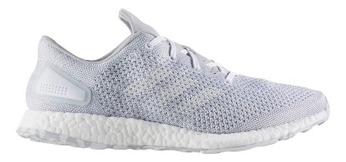 Mens adidas PureBoost DPR Running Shoe - Black/White 9