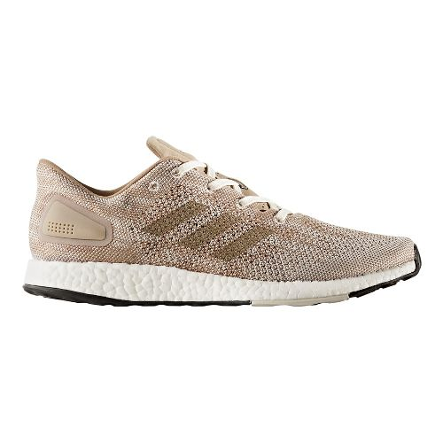 Mens adidas PureBoost DPR Running Shoe - Tan 10.5