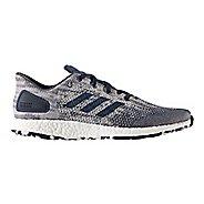 Mens adidas PureBoost DPR Running Shoe - Navy/White 9.5