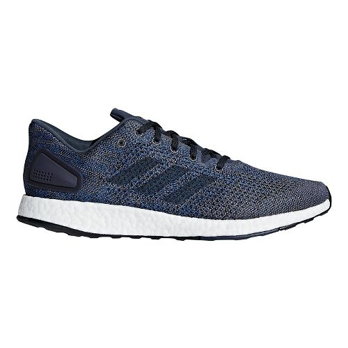 Mens adidas PureBoost DPR Running Shoe - Ink/Black 8