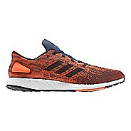 Mens adidas PureBoost DPR Running Shoe - Orange/Navy 11