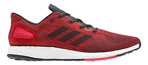 Mens adidas PureBoost DPR Running Shoe - Red/Black 13