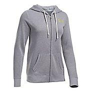 Favorite Fleece Full Zip Half-Zips & Hoodies Technical Tops