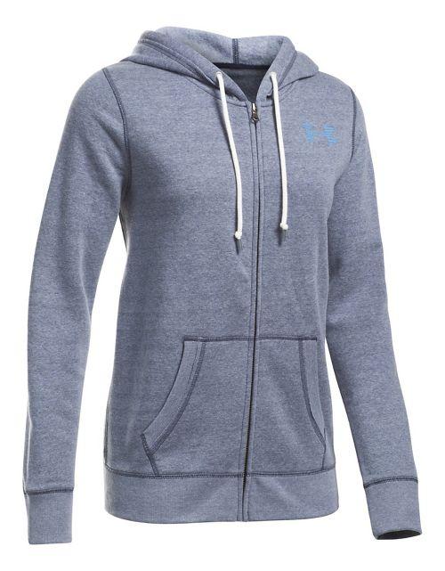 Favorite Fleece Full Zip Half-Zips & Hoodies Technical Tops - Navy/White S