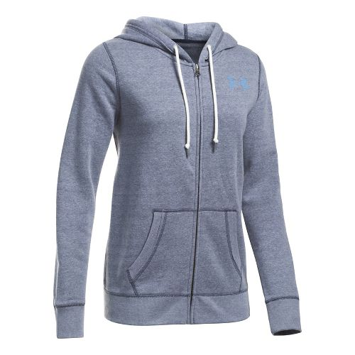 Favorite Fleece Full Zip Half-Zips & Hoodies Technical Tops - Navy/White S
