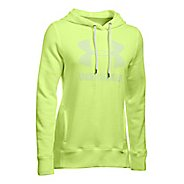 Favorite Fleece Sportstyle Half-Zips & Hoodies Technical Tops - Moonlight/White S