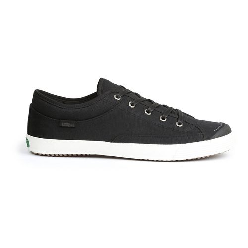 Mens Simple Wingman Casual Shoe - Black 12
