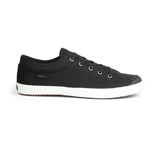 Mens Simple Wingman Casual Shoe - Black 9
