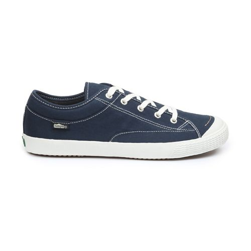 Mens Simple Wingman Casual Shoe - Navy 8.5