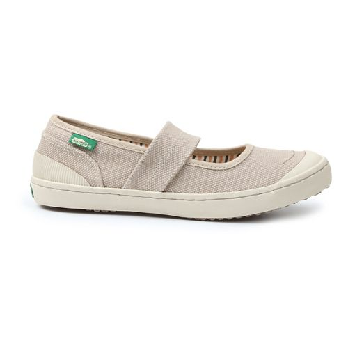 Womens Simple Cactus Casual Shoe - Beige Stone Wash 6.5