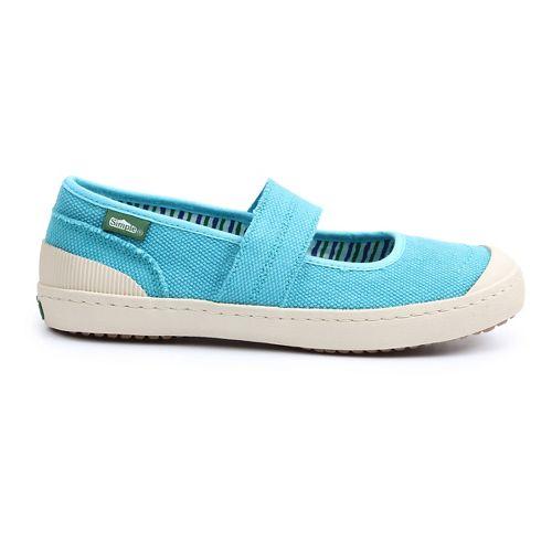 Womens Simple Cactus Casual Shoe - Methyl Blue Stone 6