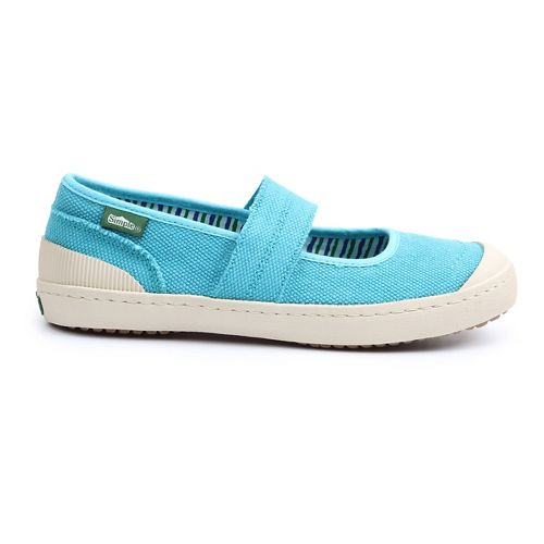 Womens Simple Cactus Casual Shoe - Methyl Blue Stone 6.5