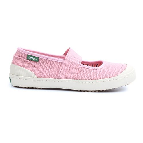 Womens Simple Cactus Casual Shoe - Dusty Pink Stone 9