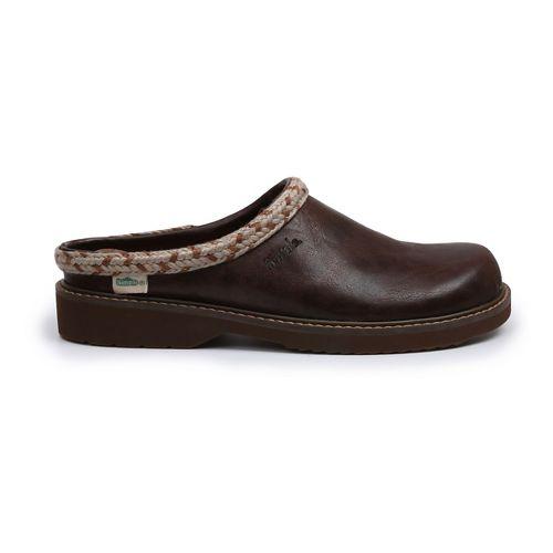 Womens Simple Hallie Casual Shoe - Dark Brown 8.5