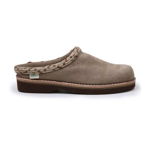 Womens Simple Hallie Casual Shoe - Taupe 9