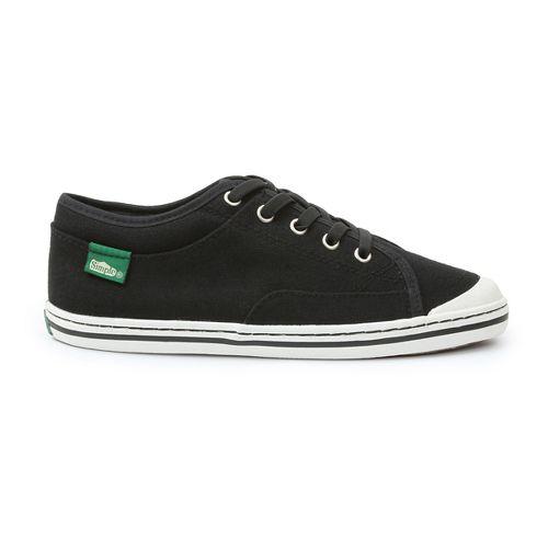 Womens Simple Satire Casual Shoe - Black 6