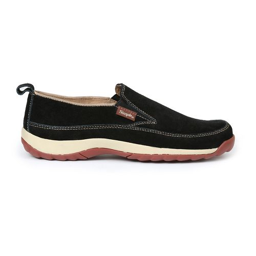 Womens Simple Spice Casual Shoe - Black 7.5
