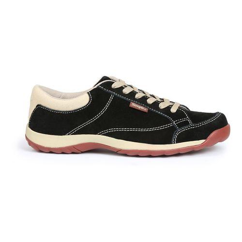 Womens Simple Sugar Casual Shoe - Black 7.5