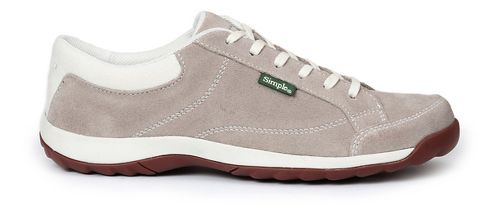 Womens Simple Sugar Casual Shoe - Pewter 7.5
