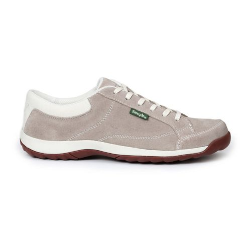 Womens Simple Sugar Casual Shoe - Pewter 8