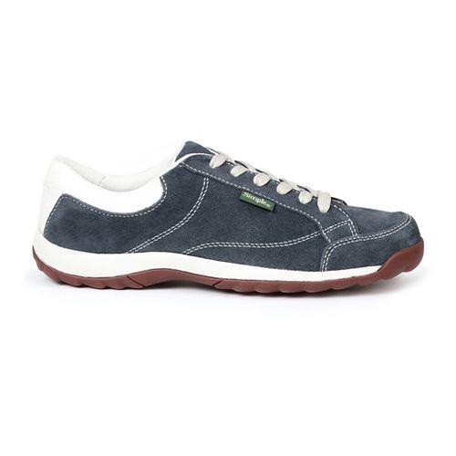Womens Simple Sugar Casual Shoe - Blue Jeans 8.5