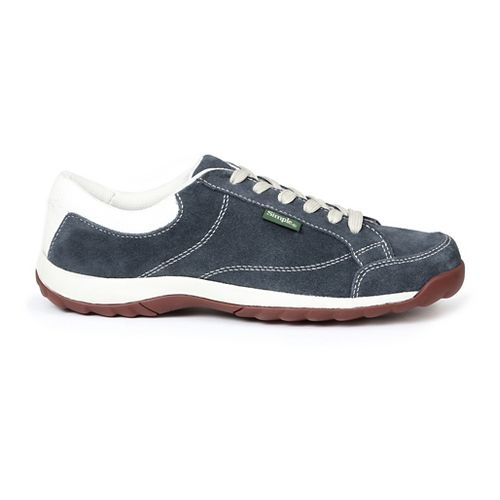 Womens Simple Sugar Casual Shoe - Blue Jeans 9