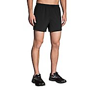 "Mens Brooks Go-To 5"" Lined Shorts"