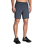 "Mens Brooks Go-To 7"" Lined Shorts"