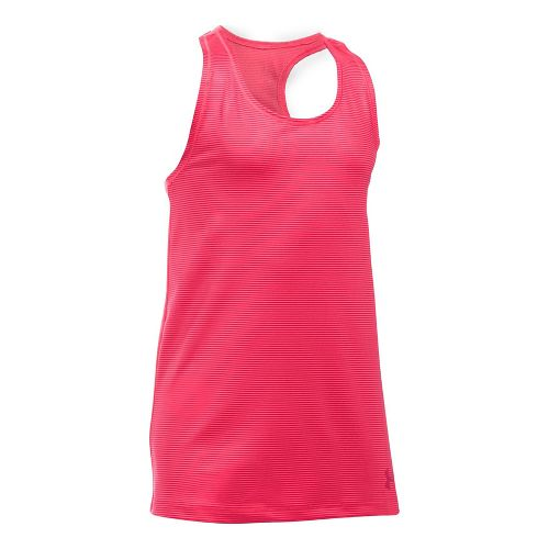 Under Armour Girls Armour Sleeveless & Tank Tops Technical Tops - Gala YL