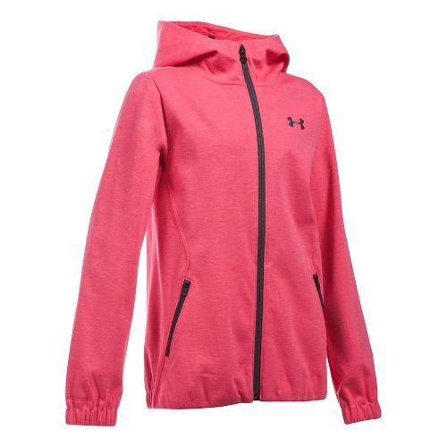 Under Armour Girls Spring Swacket Running Jackets - Gala YS