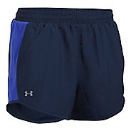 Womens Under Armour Fly By Unlined Shorts