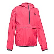 Under Armour Girls Woven Cold Weather Jackets - Gala YL